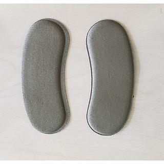 Bộ 2 miếng lót giày bảo vệ gót sau chống trầy và trượt khi mang giày cao gót, giày búp bê  GD281-LGOT
