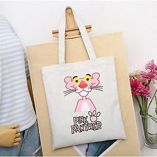 Túi vải nữ Pink Panther đeo vai dành cho nữ