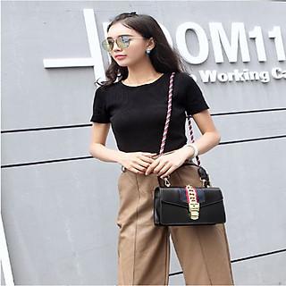 Túi xách nữ đeo chéo thời trang Hàn Quốc cao cấp đi chơi đi tiệc