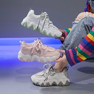 Giày Sneaker Tăng Chiều Cao Nữ 9805