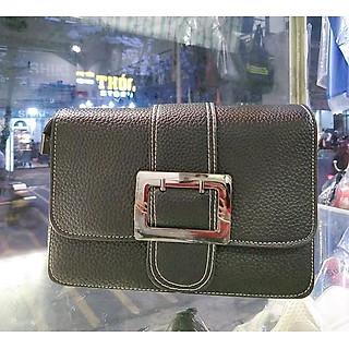 Túi xách nữ công sở màu đen đẹp