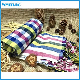 Khăn rằn Campuchia/ khăn đi phượt thời trang Nomac KR018