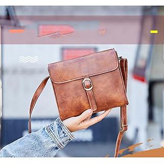 Túi đeo chéo nữ ,đeo vai phong cách thời trang hàn quốc da Pu sành điệu 2020 TD03