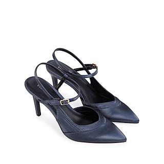 Giày Sandal cao gót Sablanca dáng Slingback mũi nhọn 9cm 5050SN0129