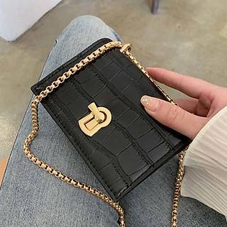 Túi đeo chéo mini nhỏ gọn cá tính