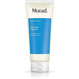 Sữa rửa mặt cho da mụn Murad Clarifying Cleanser