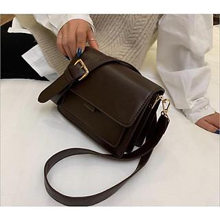 Túi nữ đeo chéo cực chất loại 1 (3 ngăn) 410