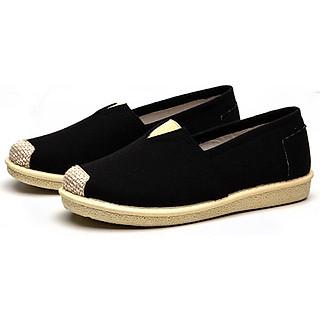 Giày lười nữ thời trang mới nhất êm chân 229
