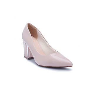 Giày Cao Gót Áp Mica Basic Mũi Nhọn Êm Chân cao 8cm thương hiệu PABNO PN405