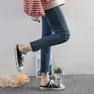 Giày Nữ Mẫu Mới Dáng Sục Siêu Hot GS03