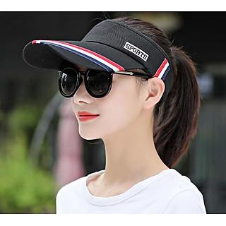 Mũ lưỡi trai phong cách cho nam và nữ Mũ nón nửa đầu thể thao cao cấp