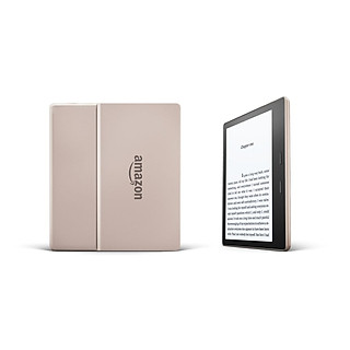 Máy đọc sách Amazon Kindle Oasis 2 - dung lượng 32gb - Chính hãng Amazon - Hàng nhập khẩu