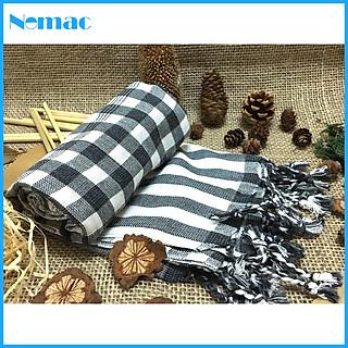 Khăn rằn Campuchia/ khăn đi phượt thời trang Nomac KR015