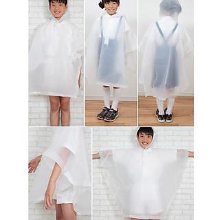Đồ đi mưa cho bé siêu tiện lợi nhỏ gọn dễ dùng - Hàng nội địa Nhật