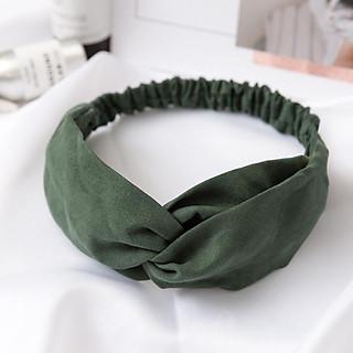 Băng đô giữ tóc vải mịn Song An Eco TB07
