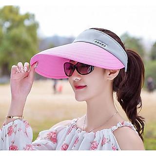 nón rộng vành nửa đầu chống nắng chống uv cao cấp mũ nón chống nắng cao cấp
