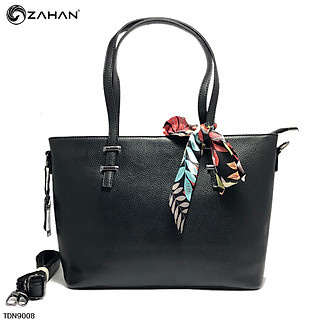 Túi xách nữ, A4, da bò TDN9008 - 26*32
