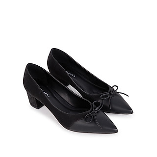 Giày cao gót mũi nhọn nơ mảnh - Sablanca 5050BN0133