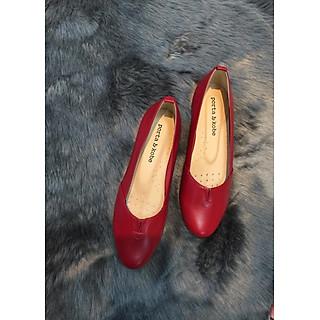 Giày búp bê  đỏ prota kobe BB2