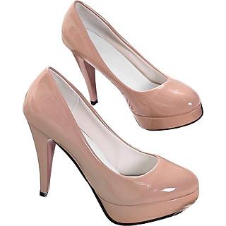 Giày cao gót bít chân thời thượng 160