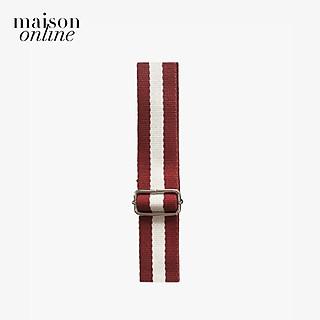 Marhen.J - Dây đeo túi xách bản rộng JoyF Stripe MJ19AJOYFS-CN