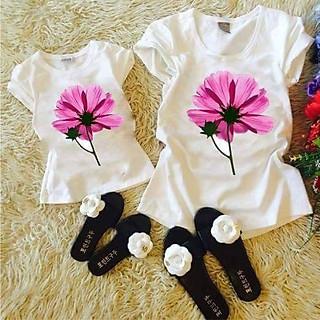 áo đôi cho mẹ và bé gái món quà xinh cho công chúa nhỏ