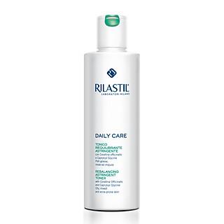 Nước cân bằng kiềm dầu dưỡng da Rilastil Daily Care Rebalancing and Astringent Toner 250ml