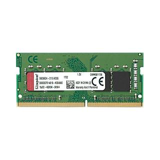 Ram laptop Kingston DDR4 8GB Bus 2666Mhz SODIMM KVR26S19S6/8 - Hàng Chính Hãng