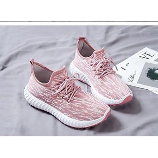 Giày vải thể thao thoáng khí hottrend cho nữ - SB111