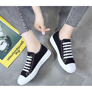 Giầy SNEAKER Vải - Giày Thể Thao Nữ TNX 17