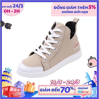 Giày Nữ Cổ Cao Phong Cách Thể Thao YAMET SN756Y
