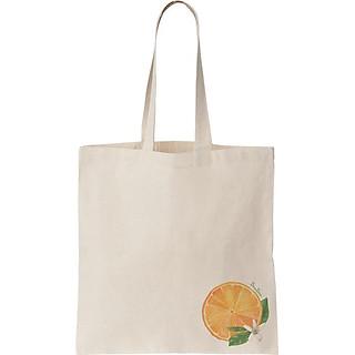 Túi Tote Nữ Tote Bag Fruit Crush  - Cam