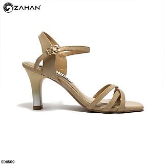 Sandal 7cm da bóng, dây đan SD14