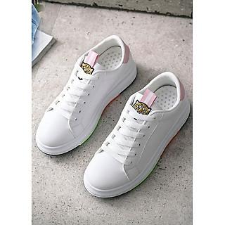 Giày nữ thời trang phối màu độc đáo mới lạ 96514