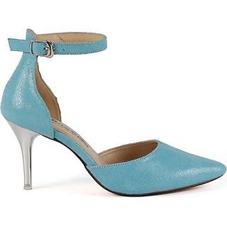 Giày cao gót nữ Vina-Giầy UES.J0018DD-BL