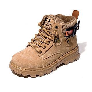 Giày Boots trẻ em nam và nữ chống nước, chống mòn bảo vệ đôi chân của bạn GIAY.8877