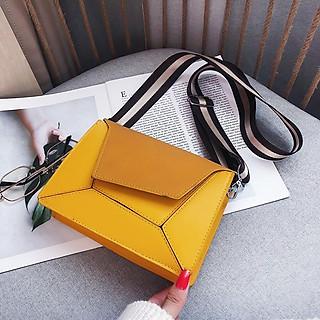 Túi xách nữ đeo chéo hàn quốc đẹp cao cấp Lunova TX21
