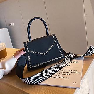 Túi xách đeo chéo nữ dây đeo rộng Mivixi TX22