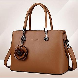 Túi xách nữ da thật sang trọng phong cách Châu Âu EF9181
