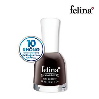 Sơn móng tay Felina 18ml CS301 Cherry Đen