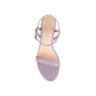 Sandal cao gót Sablanca dáng quai mảnh mũi nhọn cao 8cm 5050SN0127