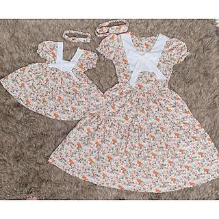 váy đôi mẹ và bé  Váy đầm đẹp cho bé yêu  Hàng Thiết Kế Cao Cấp cho bé từ 1 - 8 Tuổi