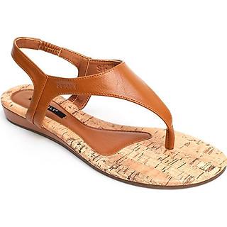 Giày Sandal Xỏ Ngón Quai Thun S01-III19NAU