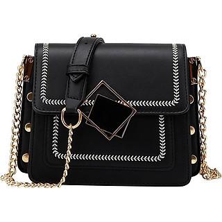 Túi xách nữ đeo chéo nhỏ xinh da mềm phong cách hàn quốc Hanni TX07