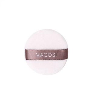 Bông phấn cotton khô tròn trắng (nhỏ) Vacosi BP19