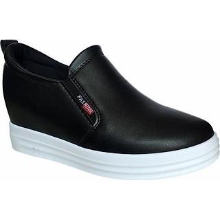 Giày Sneaker Nữ Độn Đế Dáng C65