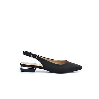 Giày búp bê hở gót đế bệt thời trang cao cấp siêu êm chân PABNO PN425
