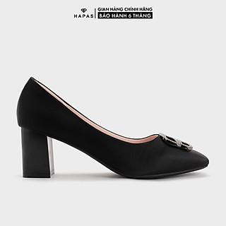 Giày Cao Gót Nữ Khoá Đá 7Phân HAPAS - CG77100