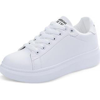 Giày Nữ , Giày Sneaker Nữ BAZAS BZ-1990
