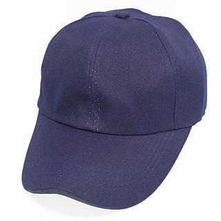 Nón kết trơn không thêu họa tiết, chất liệu vải cotton pha polyester giúp giữ phom nón, freesize - Hạnh Dương
